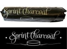 Уголь для кальяна быстровозгораемый древесный Sprint Charcoal, фото 1, цена