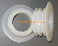 Ущільнювач для колби кальяну силіконовий, фото 1, ціна