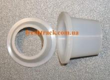 Уплотнитель для чашки кальяна силиконовый, фото 1, цена