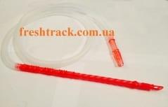 Шланг для кальяна одноразовый прозрачный, фото 1, цена