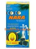Уголь для кальяна кокосовый Coco Nara 250 г в целлофане без картонной упаковки, фото 1, цена