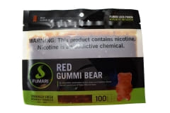 Табак для кальяна Fumari 100 г Red Gummi Bear (Красный Желатиновый Медведь), фото 1, цена