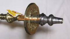 Кальян Sherif Fawzy Double Borzh Gold, фото  2, цена