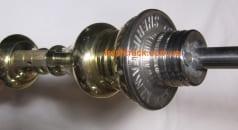Кальян Sherif Fawzy Double Borzh Gold, фото  3, ціна