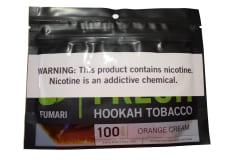 Табак для кальяна Fumari 100 г Orange Cream (Апельсин со сливками), фото 1, цена