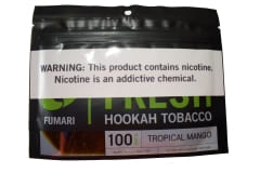 Тютюн для кальяну Fumari 100 г Tropical Mango (Тропічний манго), фото 1, ціна