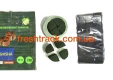Вугілля для кальяну кокосове Euro Shisha Kaloud 0.33 кг, фото 1, ціна