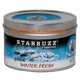 Табак для кальяна Starbuzz Winter Fresh (Зимняя свежесть), фото 1, цена