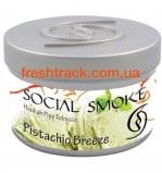 Табак для кальяна Social Smoke Pistachio Breeze (Фисташковый Бриз), фото 1, цена