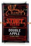 Тютюн для кальяну Alchemist Stout 100 г Double Apple (Подвійне Яблуко), фото 1, ціна