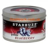 Табак для кальяна Starbuzz Blueberry (Голубика)