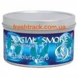 Табак для кальяна Social Smoke Absolute Zero (Абсолютный ноль)